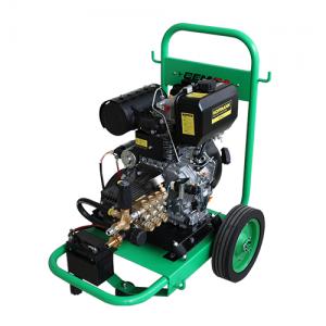 CEMSA Diesel High Pressure Washer - PWD