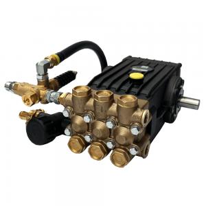 CEMSA Pump Build - 47 Series